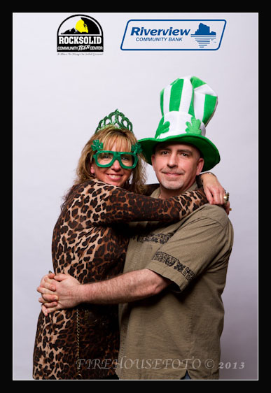 Charity event photobooth serving portland